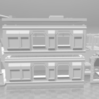 Small Building One 3D Printing 206165