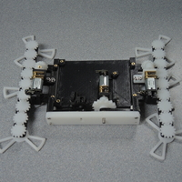 Small STAR, an Arduino Robot Recreation 3D Printing 206239
