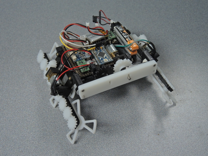 STAR, an Arduino Robot Recreation 3D Print 206244