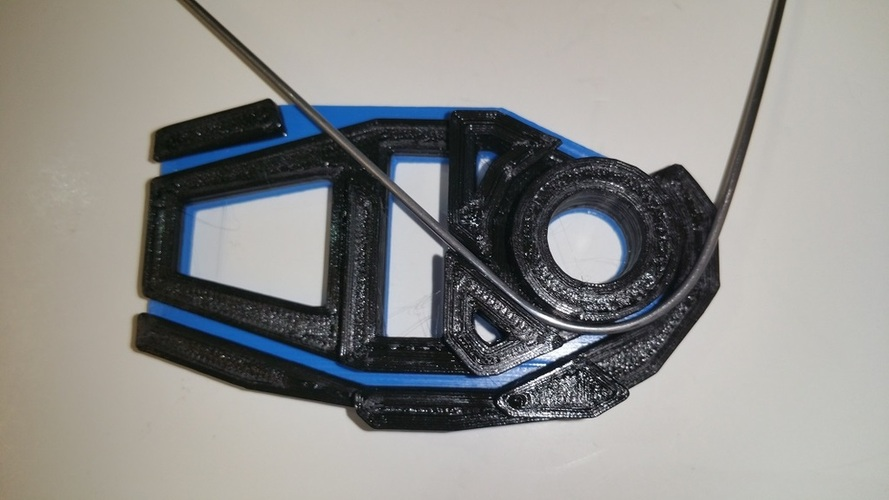 Forward Canopy Mount Tool 3D Print 20626