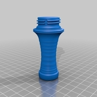 Small Miniature Painting Grip 3D Printing 206394