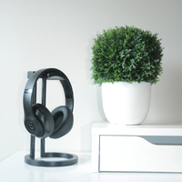 Small Infinity Headphone Stand 3D Printing 206462