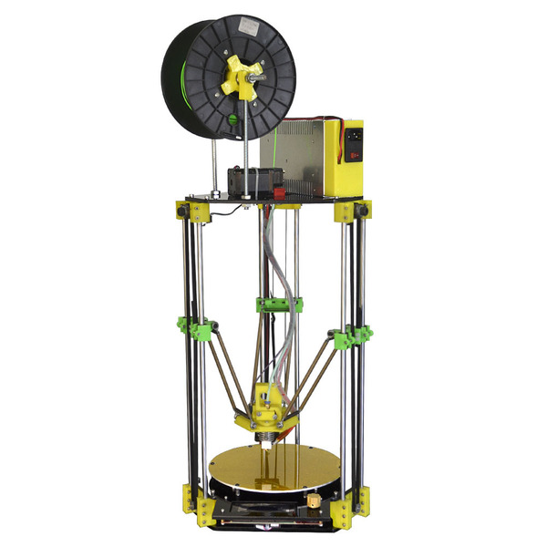 Medium Keyes Rostock mini V1.2 3D Printing 20657