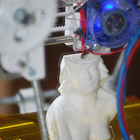 Small Dreaming statue 3D Printing 20706