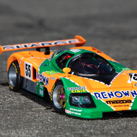 Small Mazda 787B 3d Printed RC Car 3D Printing 207070