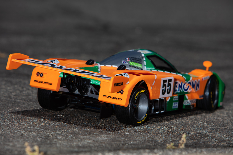 Mazda 787B 3d Printed RC Car 3D Print 207084