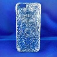 Small iPhone 6 Skull Case 3D Printing 207122