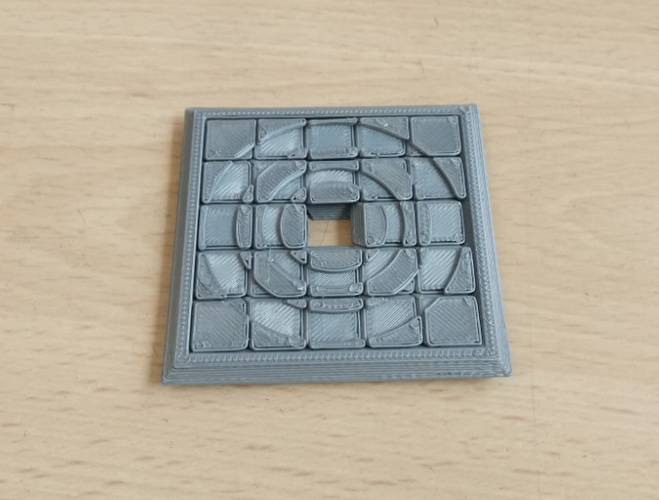 Two Sided Sliding Puzzle 3D Print 207138