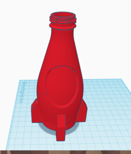 Nuka Cola Threat screw  3D Print 207230