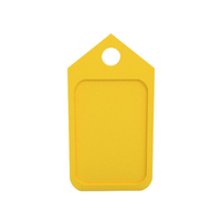 Small Luggage tag 3D Printing 207395