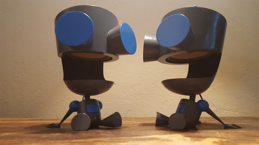 Gir Speakers 3D Print 207411