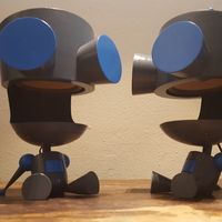 Small Gir Speakers 3D Printing 207411