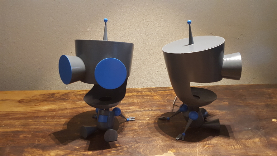 Gir Speakers 3D Print 207415