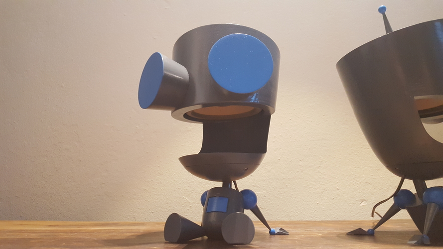 Gir Speakers 3D Print 207416