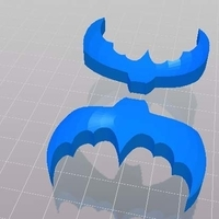 Small Batman Sphere 3D Printing 207573