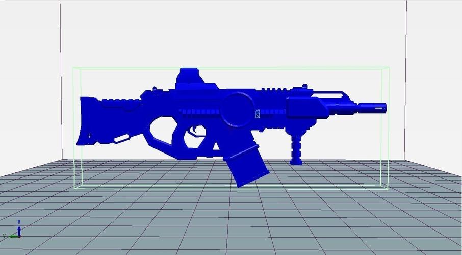 Halo Gun