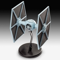 Small Tie Fighter (High Quality) Star Wars 3D Printing 207886