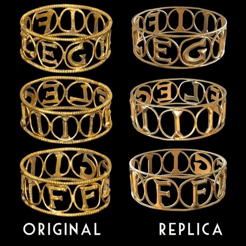 Replica of the Roman Legion Flavia Felix Ring 3D Print 207918