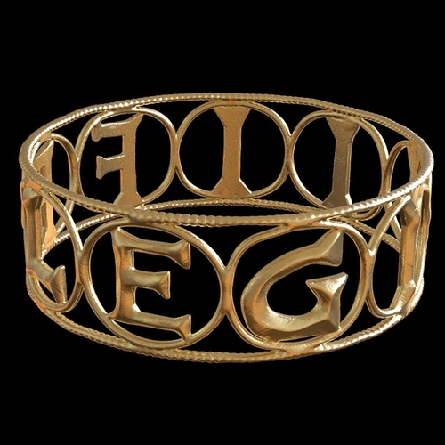 Replica of the Roman Legion Flavia Felix Ring 3D Print 207919