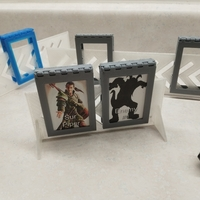 Small D&D Initiative Trackers 3D Printing 208001