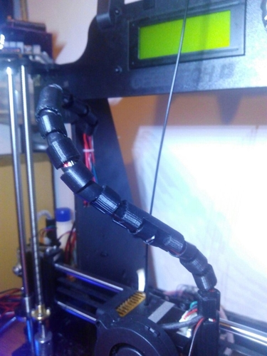cable clamp (scalable to adjust) 3D Print 208319