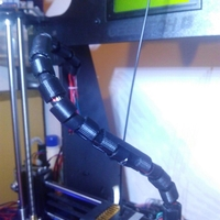 Small cable clamp (scalable to adjust) 3D Printing 208319