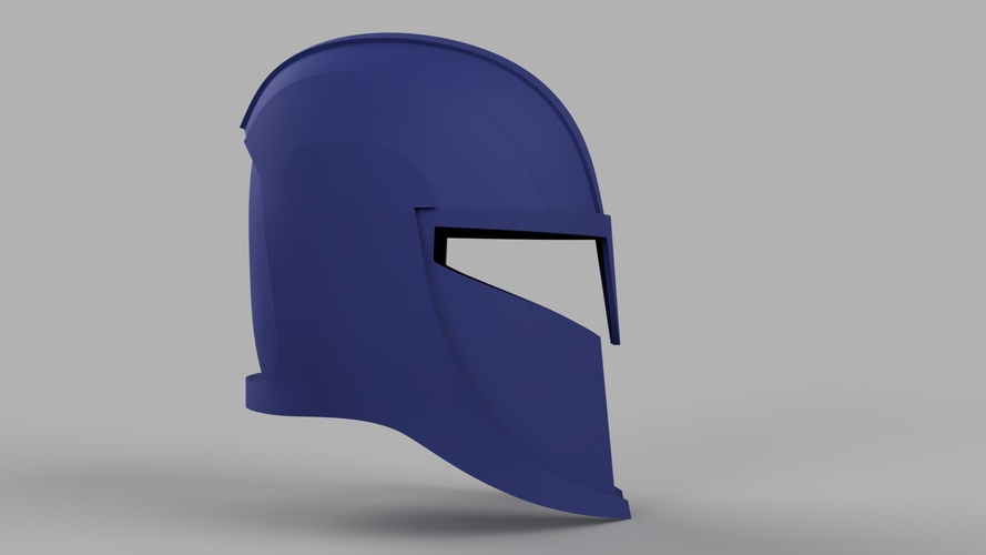Star Wars The Clone Wars Senate Commando Helmet and Shoulder 3D Print 208424