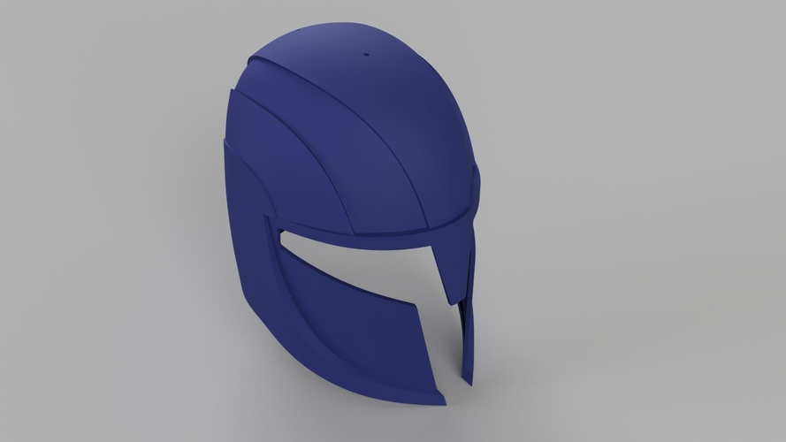 Star Wars The Clone Wars Senate Commando Helmet and Shoulder 3D Print 208427