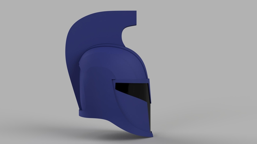 Star Wars The Clone Wars Senate Commando Helmet and Shoulder 3D Print 208428