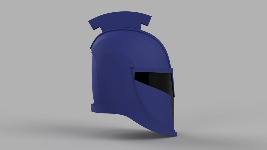Star Wars The Clone Wars Senate Commando Helmet and Shoulder 3D Print 208430