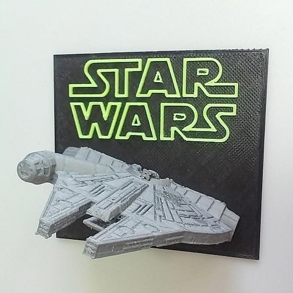 Medium STAR WARS 3D Printing 208594