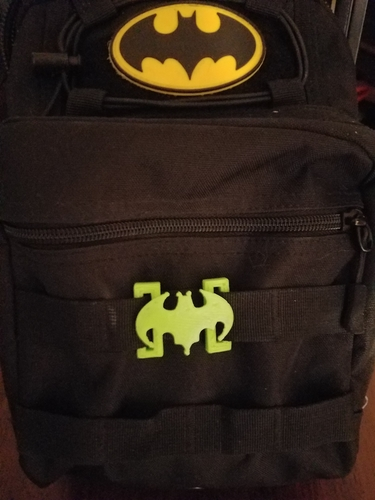 Batman Molle New 3D Print 208733