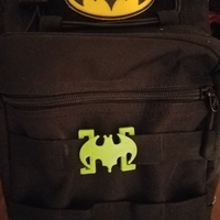 Small Batman Molle New 3D Printing 208733