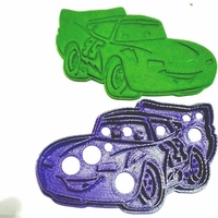 Small Rayo McQueen cookies cutter 3D Printing 208842
