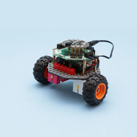 Small CRICKIT Lego Rover 3D Printing 208872