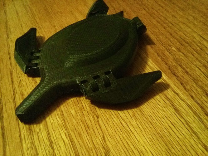 Sea Turtle with moving flippers! 3D Print 20888