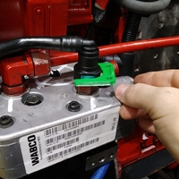 Small Cummins Quick Release Fuel and Coolant Line Removal Tool 3D Printing 208974