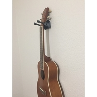 Small ​Ukulele wall mount 3D Printing 209019