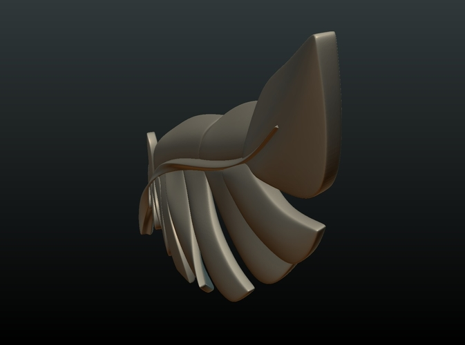 Feather 3D Print 209086