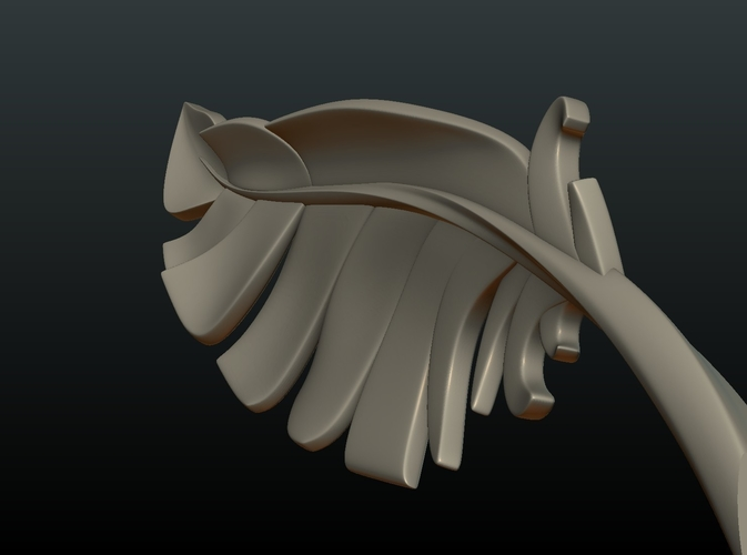 Feather 3D Print 209089