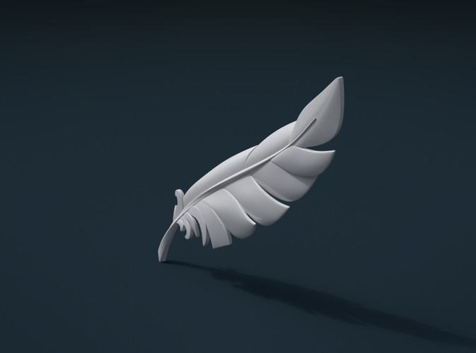 Feather 3D Print 209094