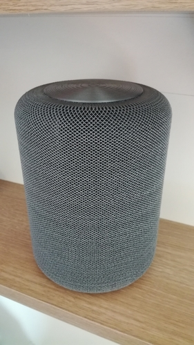 "Portable speaker enclosure type ""HomePod"" 3D Print 209545"
