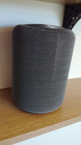 "Portable speaker enclosure type ""HomePod"" 3D Print 209550"
