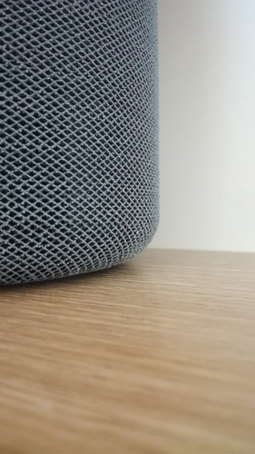 "Portable speaker enclosure type ""HomePod"" 3D Print 209553"
