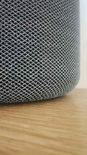 "Portable speaker enclosure type ""HomePod"" 3D Print 209554"
