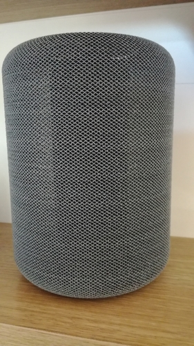 "Portable speaker enclosure type ""HomePod"" 3D Print 209555"