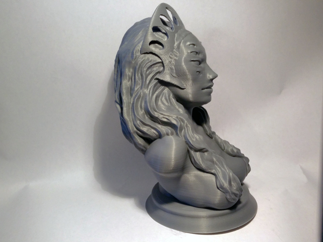 Bust of The Stalk from Saga 3D Print 209940