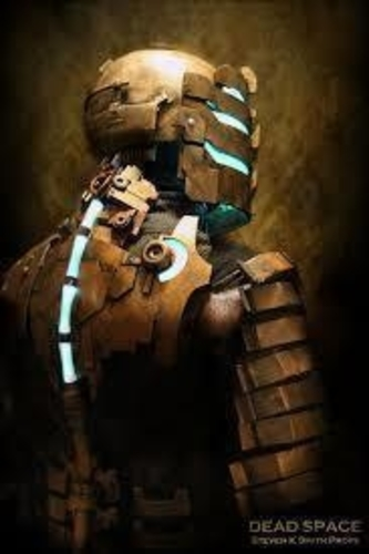 Dead Space 2 Suite  High Resolution  3D Print 210161
