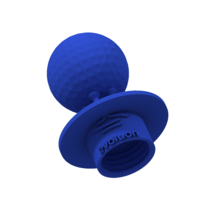 Small EINDHOVEN  EVOLUON  BOTTLE CAP  GOLF 3D Printing 210566