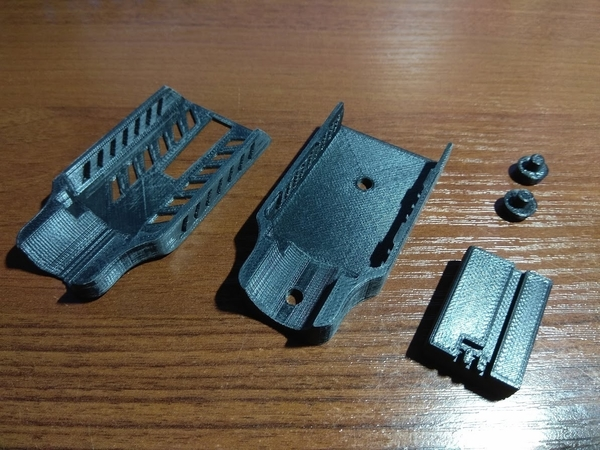Medium RunCam mount M249 3D Printing 210866